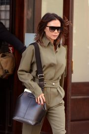 Victoria Beckham Leaves Her Hotel in New York 2018/11/27 5