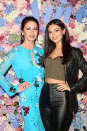 Victoria Justice, Madison Reed and Catherine Zeta-Jones at Queen America Premiere in Los Angeles 2018/11/15 2