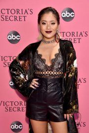 Wang Ju at VS Fashion Show Afterparty in New York 2018/11/07 3