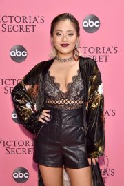 Wang Ju at VS Fashion Show Afterparty in New York 2018/11/07 4