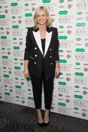 Zoe Ball at Specsavers National Book Awards in London 2018/11/20 2