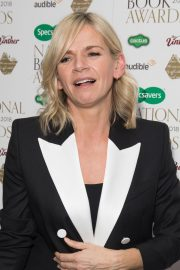 Zoe Ball at Specsavers National Book Awards in London 2018/11/20 3