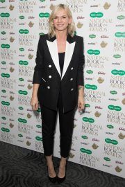 Zoe Ball at Specsavers National Book Awards in London 2018/11/20 4