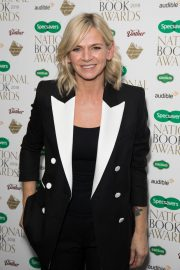 Zoe Ball at Specsavers National Book Awards in London 2018/11/20 5
