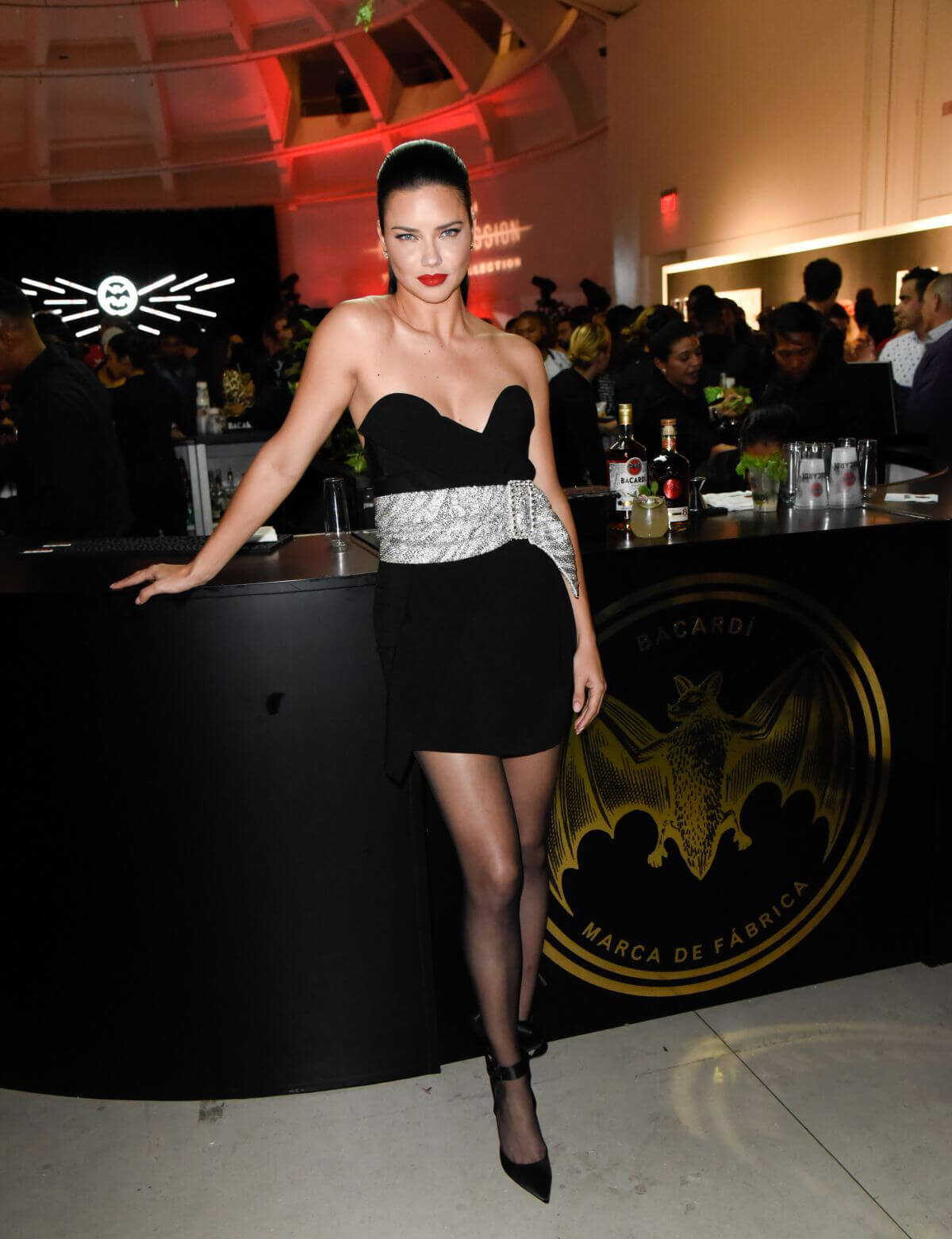 Adriana Lima at Faena Forum in South Beach 2018/12/07 1