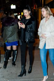 Adriana Lima Leaves Cipriani in New York 2018/12/15 6