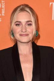 AJ Michalka at TrevorLIVE in Los Angeles 2018/12/02 2