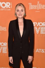 AJ Michalka at TrevorLIVE in Los Angeles 2018/12/02 5