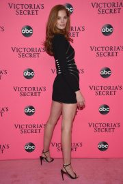 Alexina Graham at Victoria's Secret Viewing Party in New York 2018/12/02 2