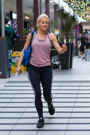 Ali Oetjen at a Gym in Melbourne 2018/17/12 3