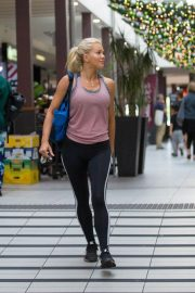 Ali Oetjen at a Gym in Melbourne 2018/17/12 4