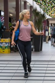 Ali Oetjen at a Gym in Melbourne 2018/17/12 5