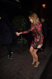 Amanda Holden at Piers Morgans Christmas Party in London 2018/12/20 5