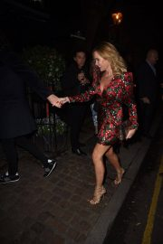 Amanda Holden at Piers Morgans Christmas Party in London 2018/12/20 6