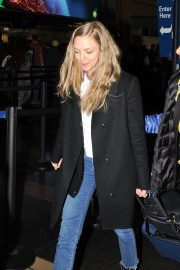 Amanda Seyfried Arrives in Washington D.C. 2018/12/02 4