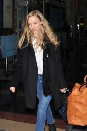 Amanda Seyfried Arrives in Washington D.C. 2018/12/02 7