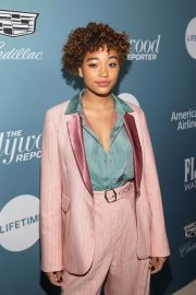 Amandla Stenberg at Hollywood Reporter's Power 100 Women in Entertainment in Los Angeles 2018/12/05 2