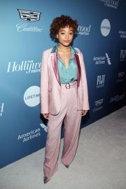 Amandla Stenberg at Hollywood Reporter's Power 100 Women in Entertainment in Los Angeles 2018/12/05 3