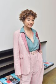 Amandla Stenberg at Hollywood Reporter's Power 100 Women in Entertainment in Los Angeles 2018/12/05 7