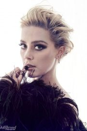 Amber Heard for The Hollywood Reporter Magazine, December 2018 Issue 5