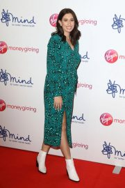 Andrea McLean, Stacey Solomon and Jane Moore at Virgin Money Giving Mind Media Awards in London 2018/11/29 2