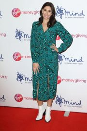 Andrea McLean, Stacey Solomon and Jane Moore at Virgin Money Giving Mind Media Awards in London 2018/11/29 4