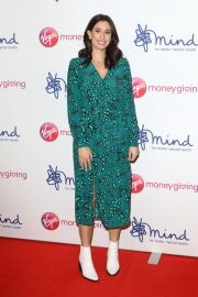Andrea McLean, Stacey Solomon and Jane Moore at Virgin Money Giving Mind Media Awards in London 2018/11/29 7