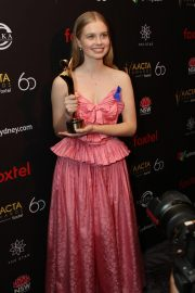 Angourie Rice at Aacta Awards Presented by Foxtel in Sydney 2018/12/05 5