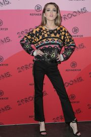 Anne Winters at Refinery29's 29rooms Los Angeles 2018: Expand Your Reality 2018/12/04 2