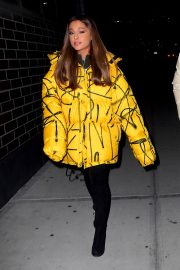 Ariana Grande Arrives at a Recording Studio in New York 2018/12/11 3