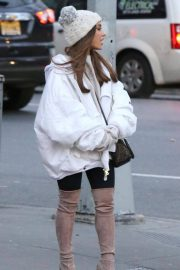 Ariana Grande Out in New York 2018/12/07 2