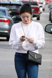 Ariel Winter Out and About in Los Angeles 2018/12/17 10