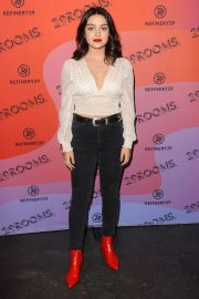 Ariela Barer at Refinery29's 29rooms Los Angeles 2018: Expand Your Reality 2018/12/04 2