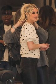 Ashlee Simpson Out Shopping in Beverly Hills 2018/12/11 11
