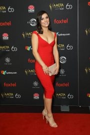 Ashleigh Wells at AACTA Awards Industry Luncheon in Sydney 2018/12/03 1