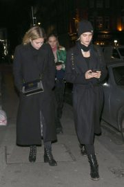 Ashley Benson and Cara Delevingne Night Out in London 2018/11/21 4