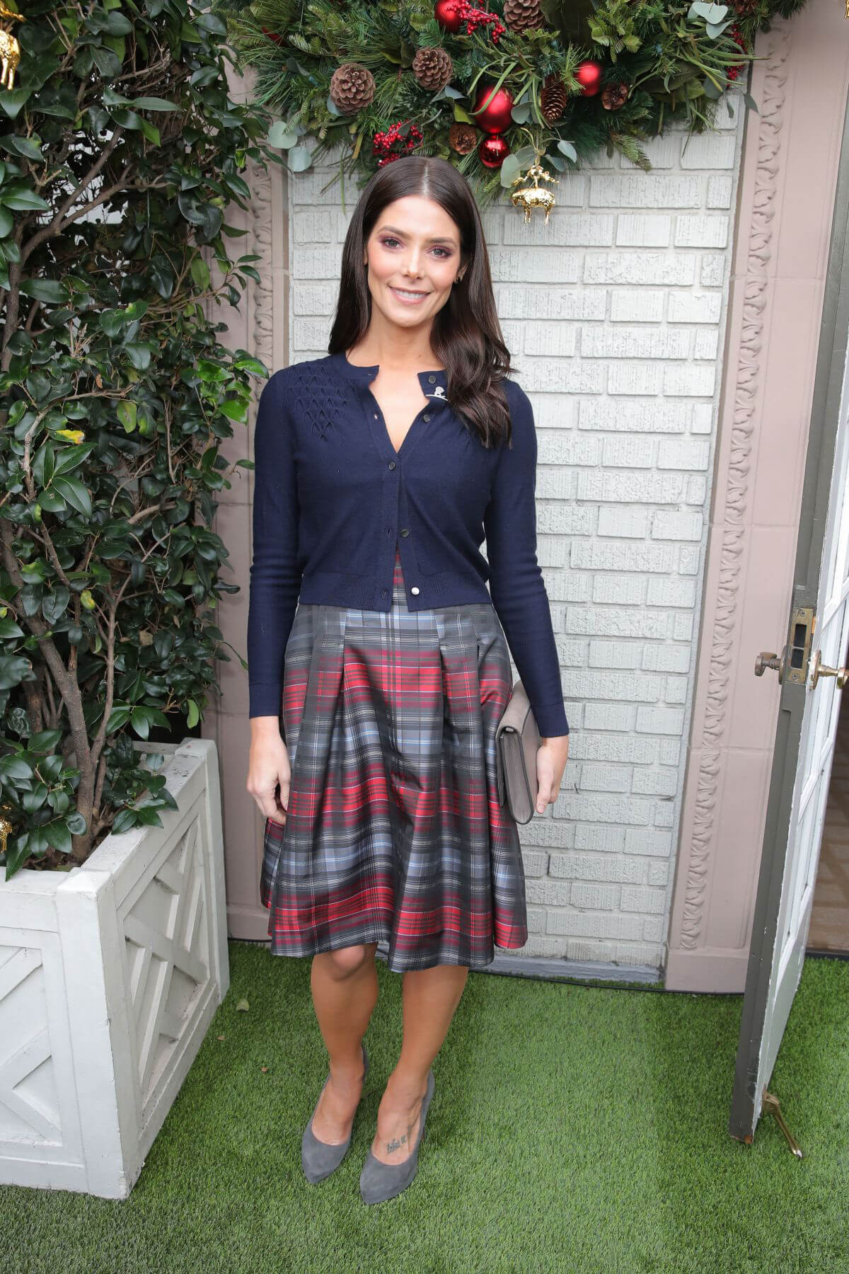 Ashley Greene at Brooks Brothers Holiday Celebration in Los Angeles 2018/12/09 1