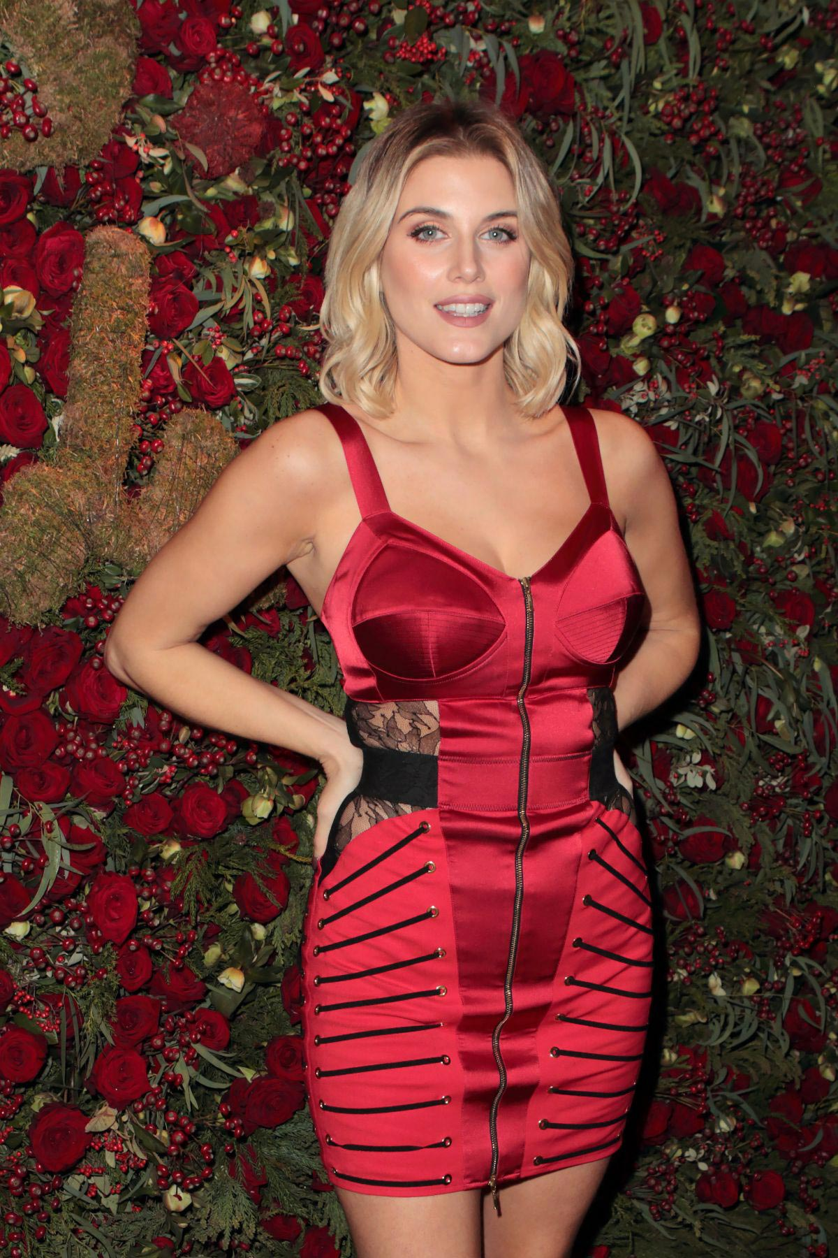 Ashley James at ES Insider Launch Party in London 2018/11/28 1