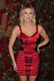 Ashley James at ES Insider Launch Party in London 2018/11/28 10