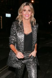 Ashley Roberts Night Out in London 2018/12/03 3
