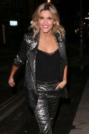 Ashley Roberts Night Out in London 2018/12/03 5