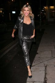 Ashley Roberts Night Out in London 2018/12/03 6