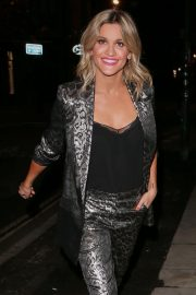 Ashley Roberts Night Out in London 2018/12/03 7