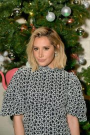 Ashley Tisdale at Z100's Jingle Ball in New York 2018/12/07 2