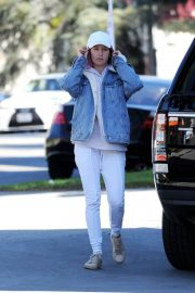 Ashley Tisdale Out and About in Los Angeles 2018/12/30 2