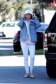 Ashley Tisdale Out and About in Los Angeles 2018/12/30 3