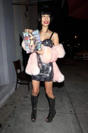 Bai Ling at Craig's Restaurant in West Hollywood 2018/12/01 2