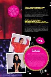 Becky G in Tu Chile, December 2018 Issue 4