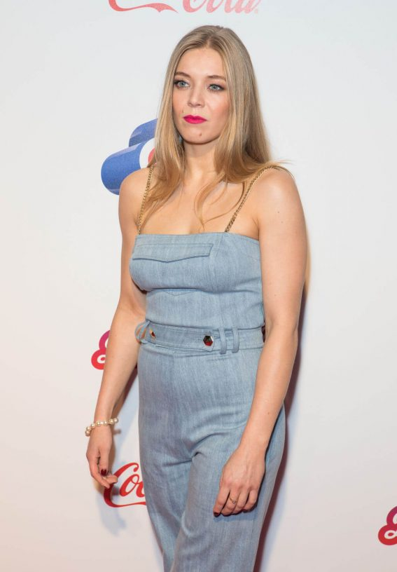 Becky Hill at Capital FM Jingle Bell Ball in London 2018/12/09 1