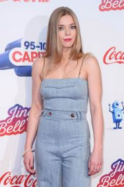 Becky Hill at Capital FM Jingle Bell Ball in London 2018/12/09 2